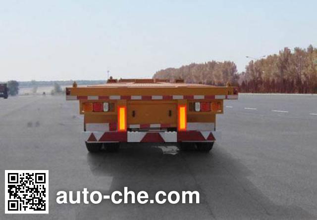 Linzhou YDZ9401TJZ container transport trailer