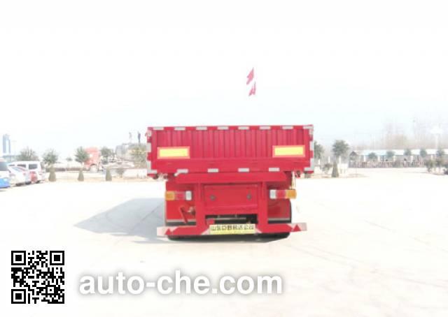Linzhou YDZ9400ZZX dump trailer