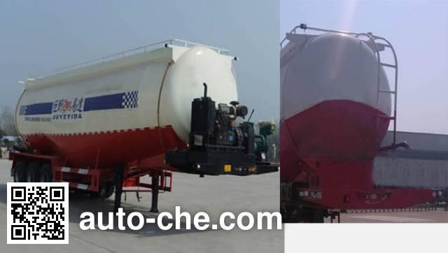 Linzhou YDZ9402GFL low-density bulk powder transport trailer