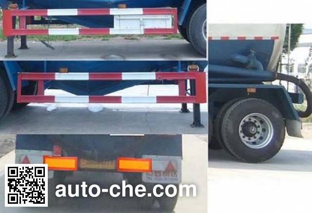 Linzhou YDZ9403GFL low-density bulk powder transport trailer