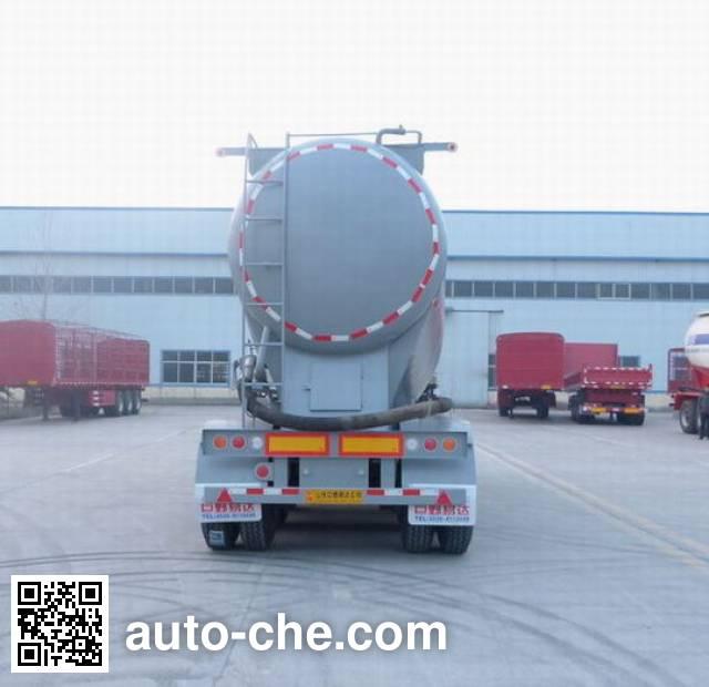 Linzhou YDZ9403GXH ash transport trailer