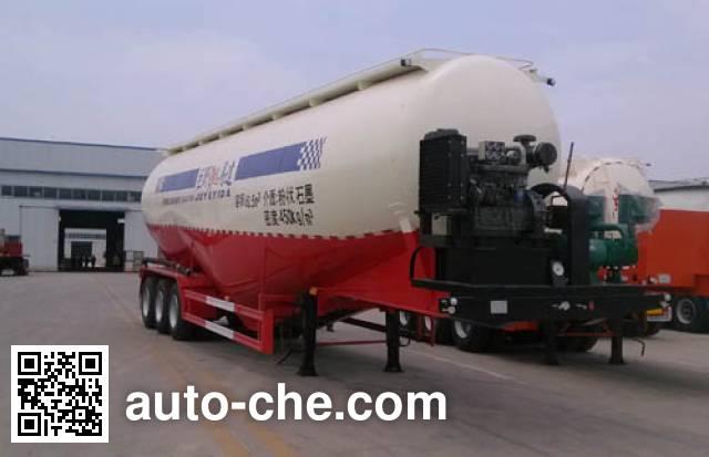 Linzhou YDZ9404GFL low-density bulk powder transport trailer