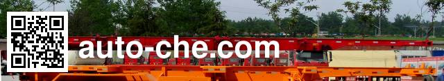 Linzhou YDZ9404TJZ container transport trailer