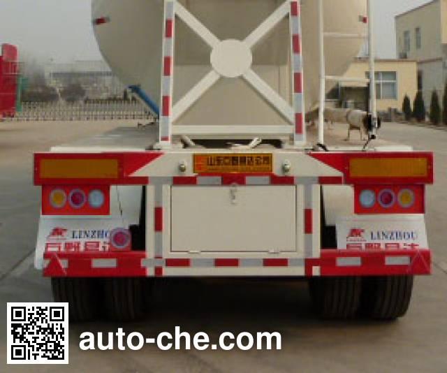 Linzhou YDZ9406GXH ash transport trailer
