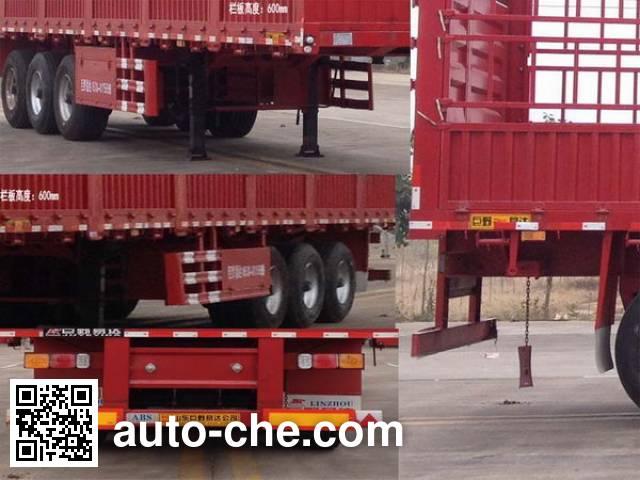 Linzhou YDZ9408CCY stake trailer