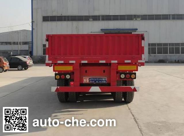 Luyun Wantong YFW9400ZL trailer