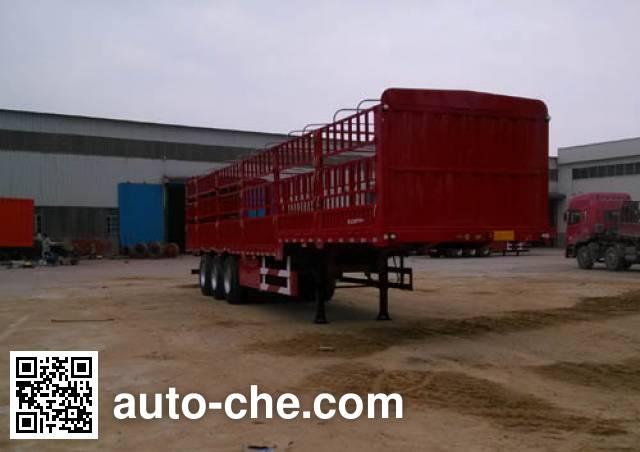 Luyun Wantong YFW9401CCYEJ stake trailer
