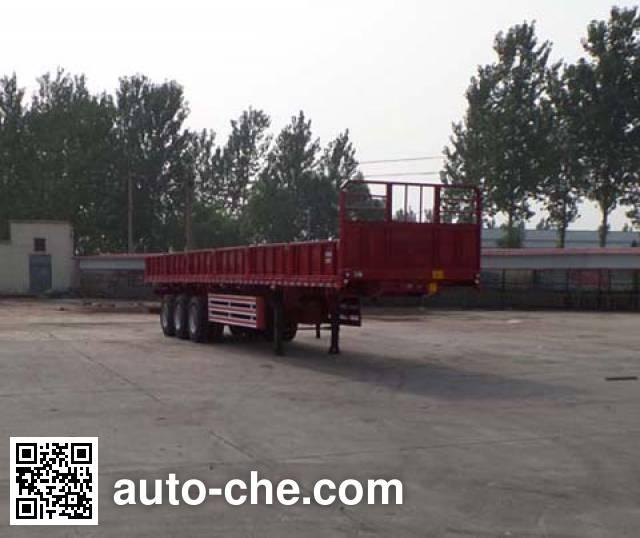 Luyun Wantong YFW9402Z dump trailer