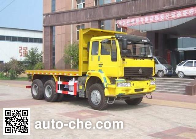 Lufei YFZ3250ZP flatbed dump truck