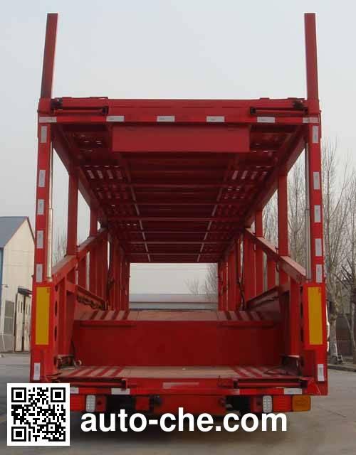 Lufei YFZ9201TCL полуприцеп автовоз для перевозки автомобилей