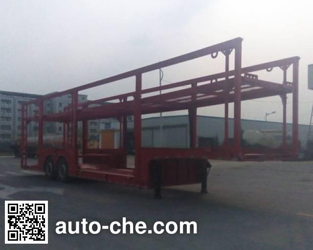 建宇牌YFZ9202TCL车辆运输半挂车