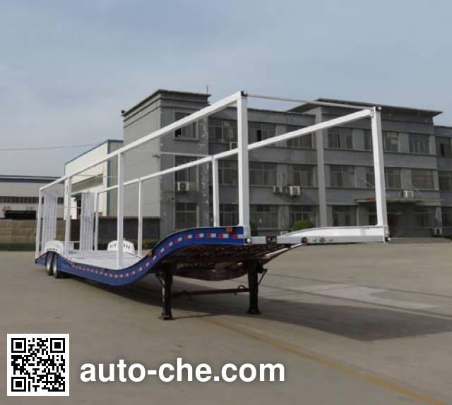 建宇牌YFZ9250TSC商用车辆运输半挂车