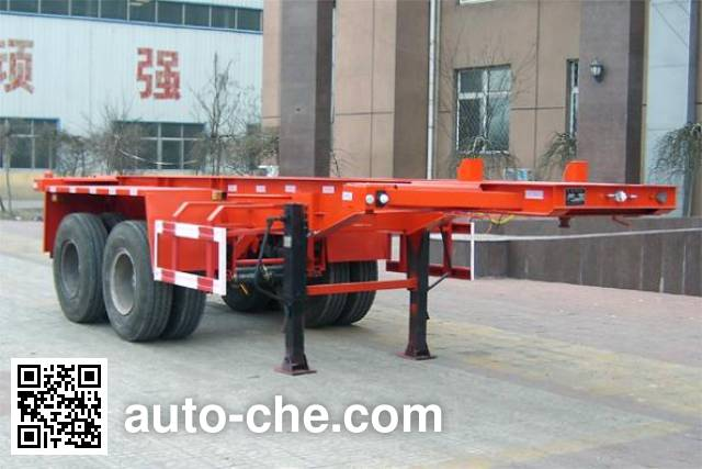 Lufei YFZ9353TJZG container transport trailer
