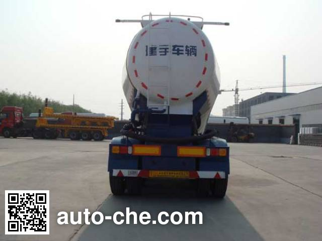 Zhongyun YFZ9372GXH ash transport trailer