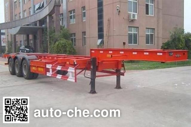 Lufei YFZ9390TJZG container transport trailer