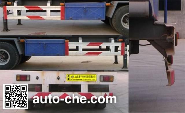Lufei YFZ9400GYY полуприцеп цистерна для нефтепродуктов