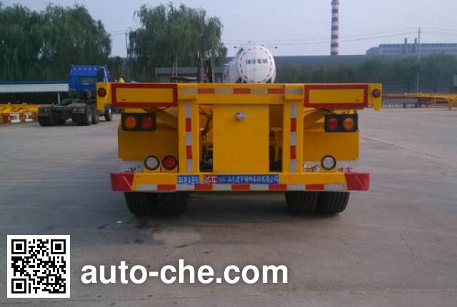 Lufei YFZ9400TJZ container transport trailer