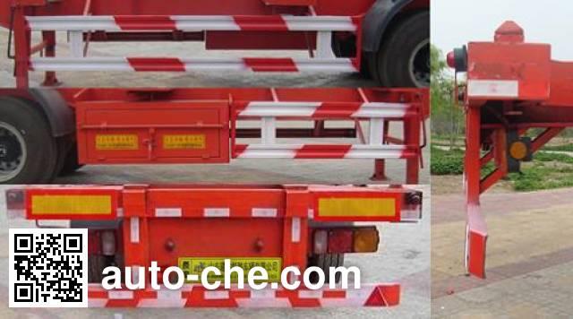 路飞牌YFZ9402TJZG集装箱运输半挂车