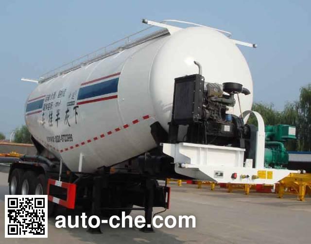 Zhongyun YFZ9403GXH ash transport trailer