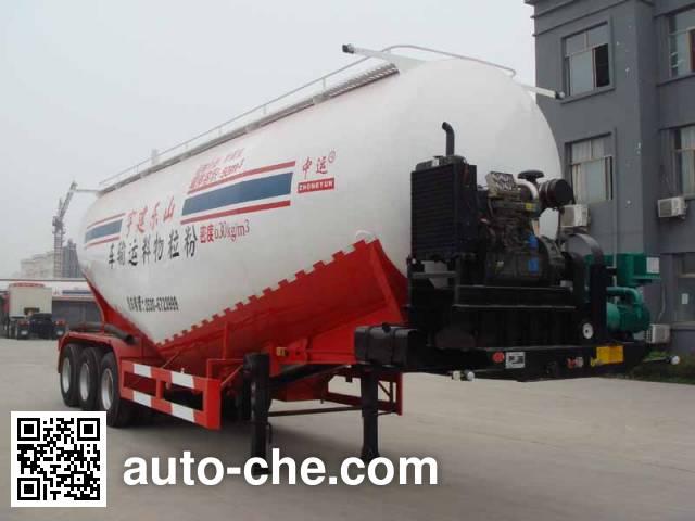 中运牌YFZ9404GFLZY低密度粉粒物料运输半挂车