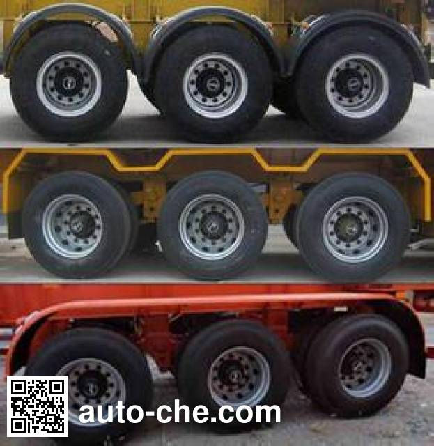 Lufei YFZ9404P flatbed trailer