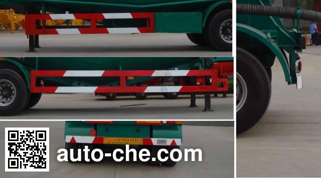 Zhongyun YFZ9405GXH ash transport trailer