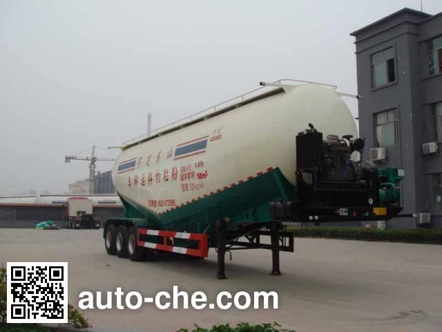 中运牌YFZ9405GFLZY低密度粉粒物料运输半挂车