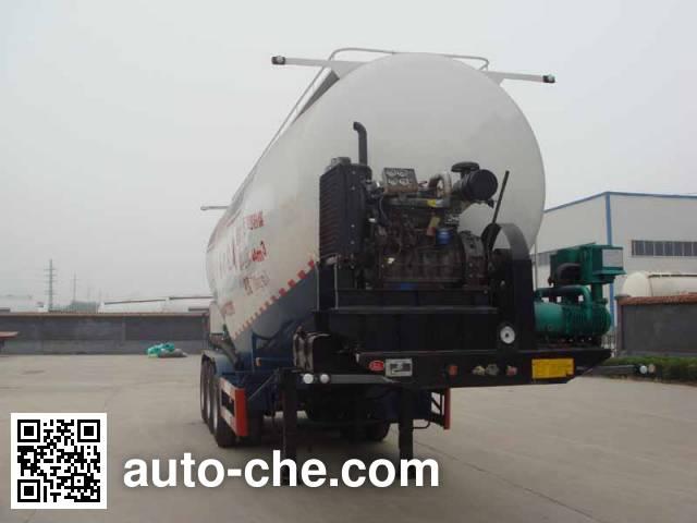 中运牌YFZ9406GFLZY中密度粉粒物料运输半挂车