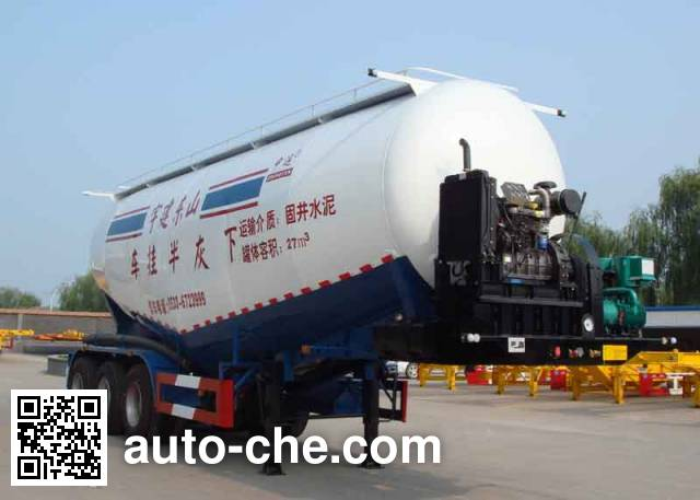 Zhongyun YFZ9406GXH ash transport trailer