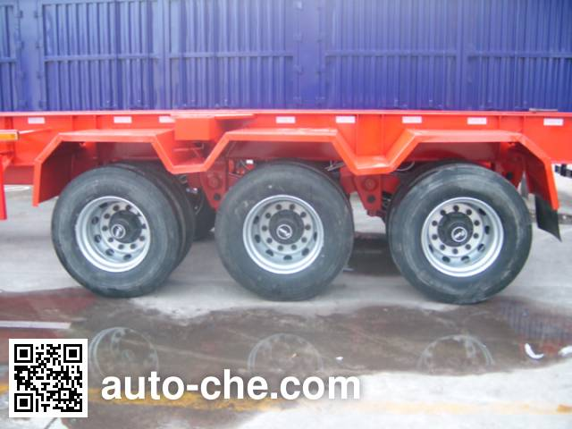 Lufei YFZ9407TJZG container transport trailer