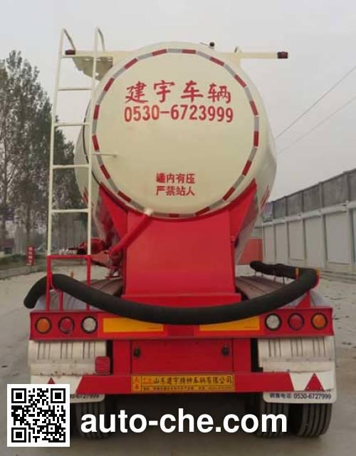 Zhongyun YFZ9408GXH ash transport trailer