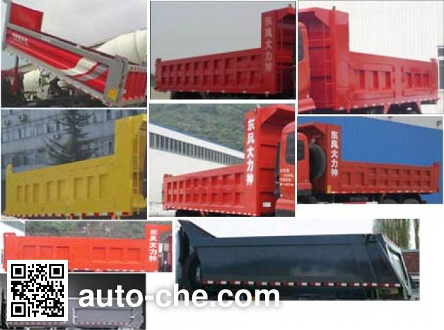 Shenying YG3258A12A2 dump truck