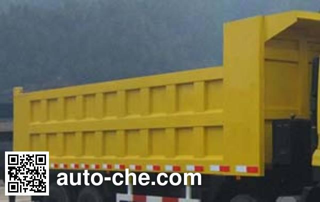 Shenying YG3310A14 dump truck