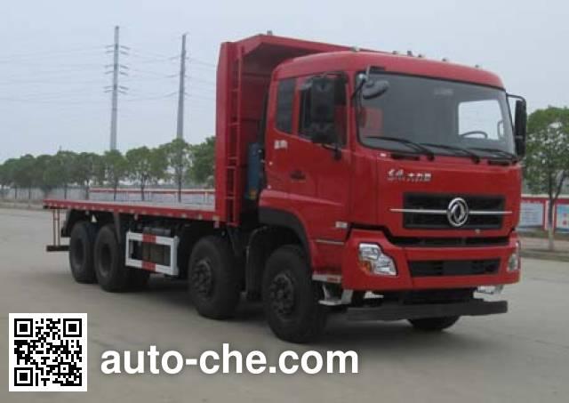 Shenying YG3310A1P flatbed dump truck