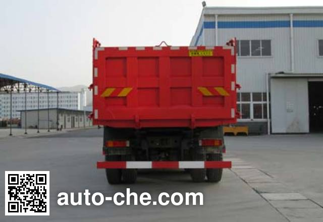 Shenying YG3310A20A3 dump truck