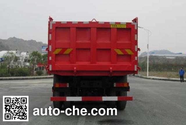 Shenying YG3310A20A4 dump truck