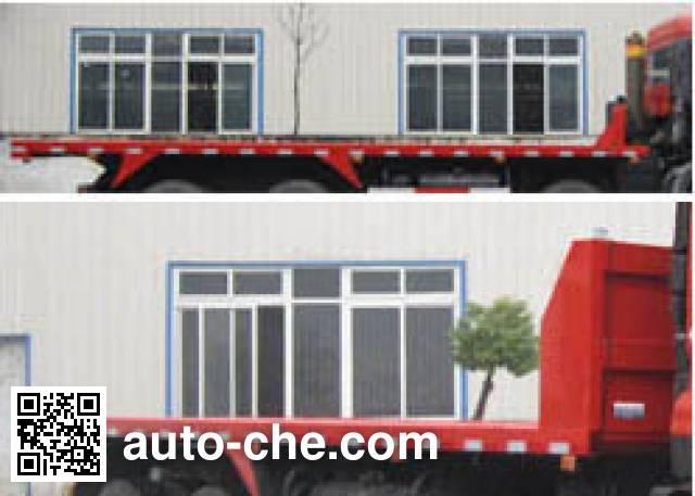 Shenying YG3310B2PZ1 flatbed dump truck