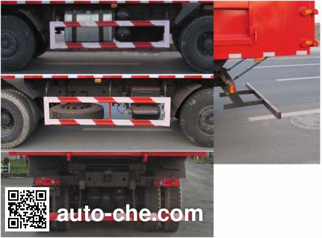 Shenying YG3310B2A1 dump truck