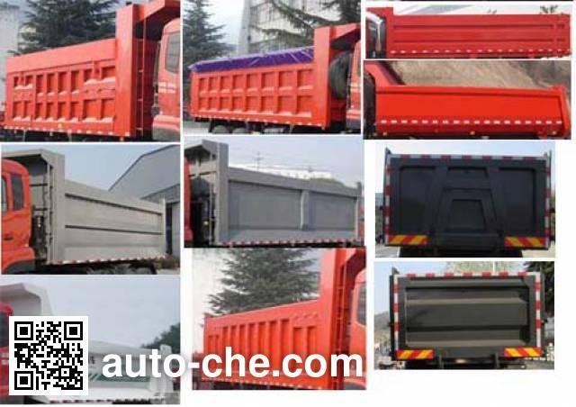 Shenying YG3310B2A4 dump truck