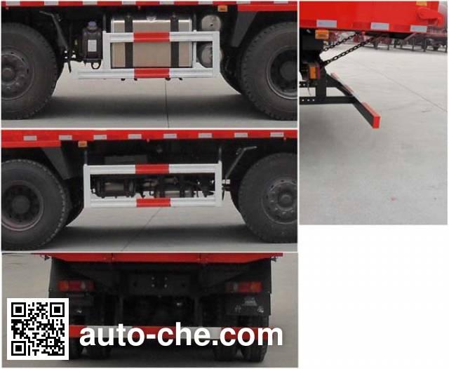 Shenying YG3310B2A5 dump truck