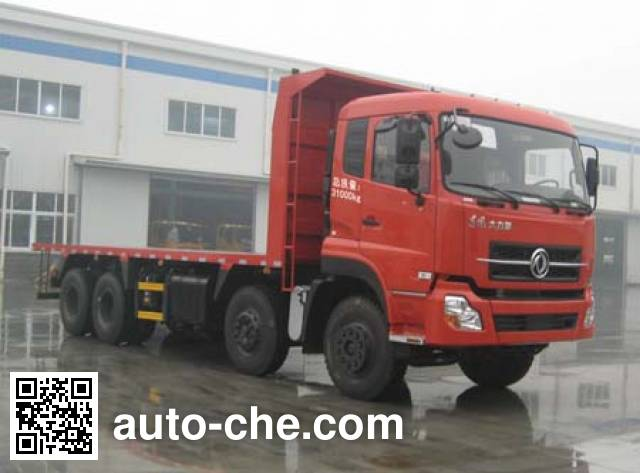 Shenying YG3311ZPBAX flatbed dump truck