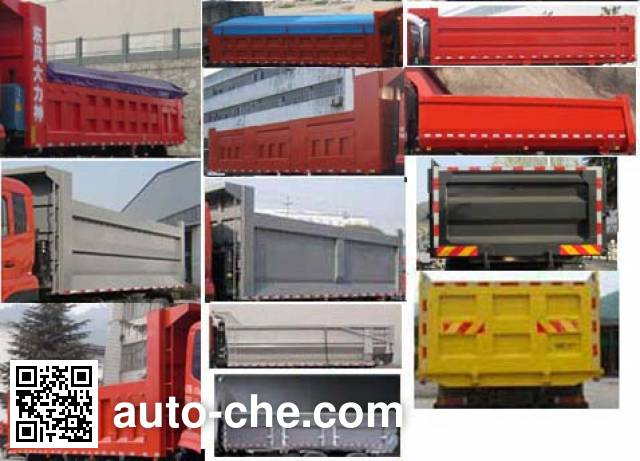 Shenying YG3318A12A1 dump truck