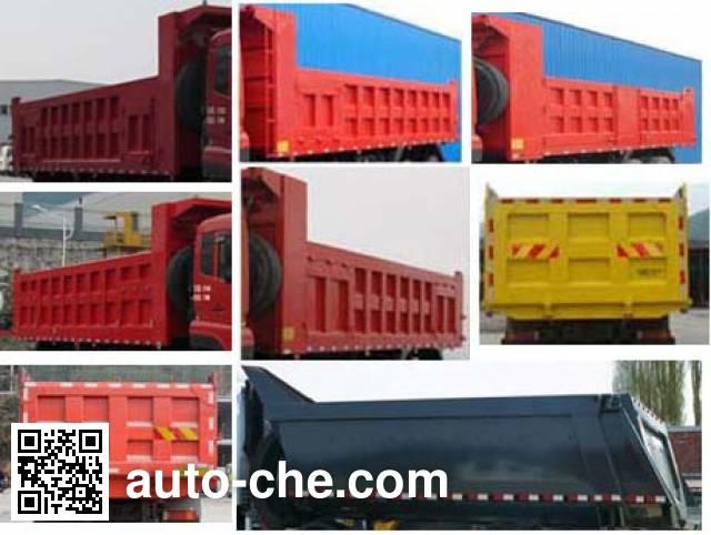 Shenying YG3318A7A3 dump truck