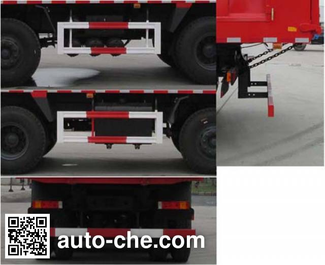 Shenying YG3318A7A4 dump truck