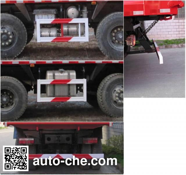Shenying YG3318GFA1 dump truck