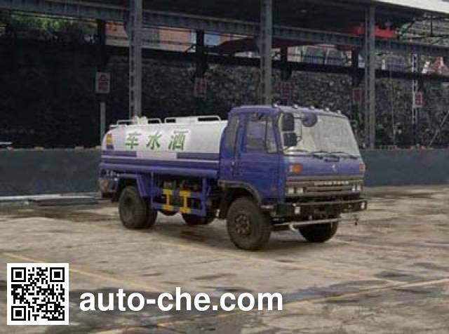 Shenying YG5100GPS6D16 sprinkler / sprayer truck
