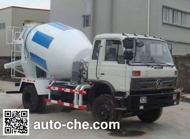 神鹰牌YG5126GJBK3G混凝土搅拌运输车