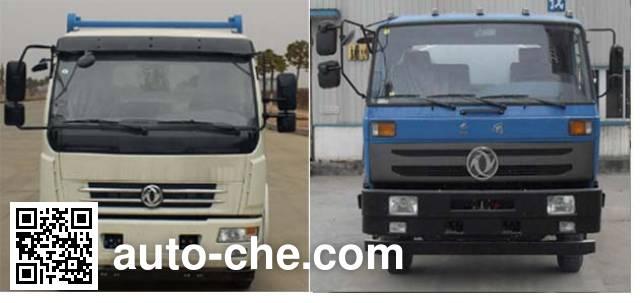 Shenying YG5162TPBGK1 flatbed truck