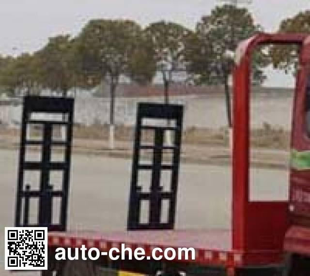Shenying YG5164TPBGK flatbed truck