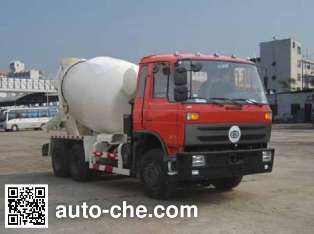 神鹰牌YG5250GJBG3AYZ混凝土搅拌运输车